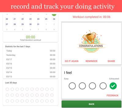 Abs Workout - No Equipment apk screenshot