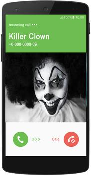 Call From The Killer Clown poster
