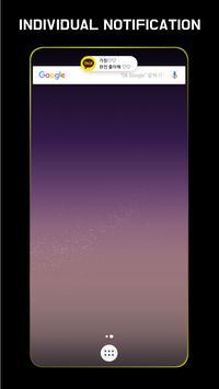 EDGE MASK - edge lighting & rounded corners S8, S9 apk screenshot