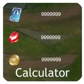 Quan Huy Lien Quan Mobile Calculator icon
