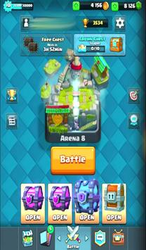 Tips Clash Royale Chest Track screenshot 8