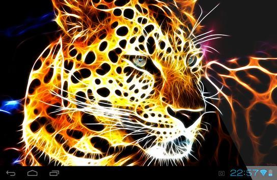 Cheetah Live Wallpaper poster