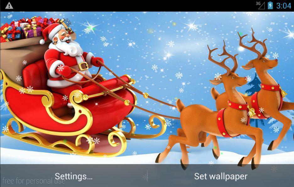Noel 3d Live Wallpaper For Android Apk Download