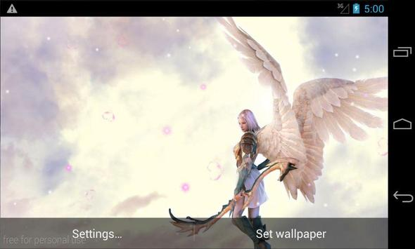 Fantasy Girls LiveWallpaper screenshot 6