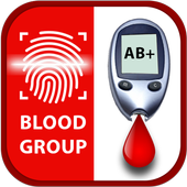 Blood Group Scanner Prank icon