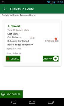 DMS Key accounts screenshot 5