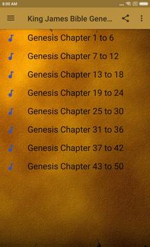 genesis king james version