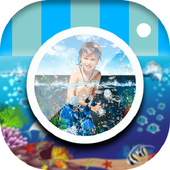 3D Water Effects Photo Editor icon
