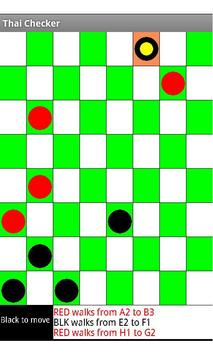 Thai Checkers screenshot 1