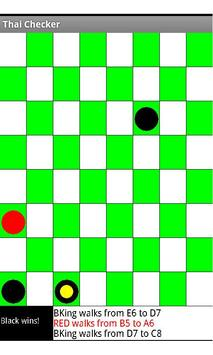 Thai Checkers screenshot 2