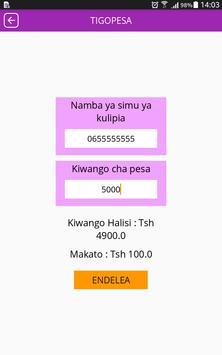 Mwendokasi App screenshot 13