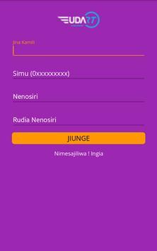 Mwendokasi App screenshot 7