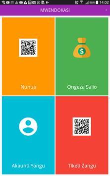 Mwendokasi App screenshot 8