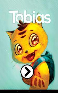 Kindery Storyteller Tobias poster