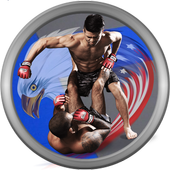 MMA Training and Fitness Free icon