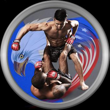 MMA Training and Fitness Free poster