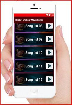 Best of Shabnur Bangla Movie Songs poster