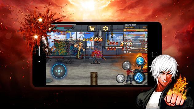 King Fighter IV : Warrior apk screenshot