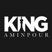 King Aminpour Accident Help App icon