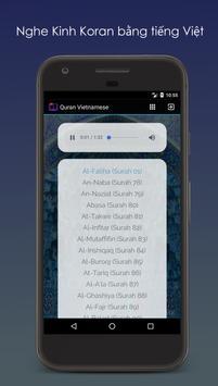 Quran Vietnamese apk screenshot