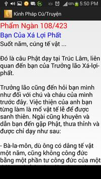 Kinh Phap Cu apk screenshot