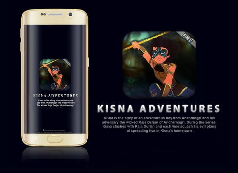 Kisna Jungle Adventures 🍀 poster