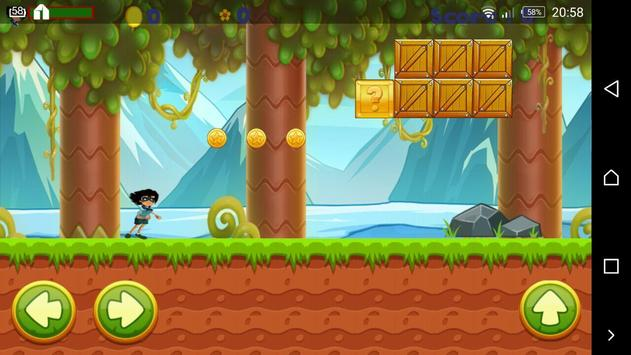 Kisna Jungle Adventures 🍀 apk screenshot