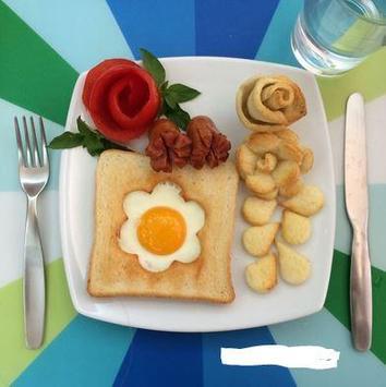 The food design is unique screenshot 3