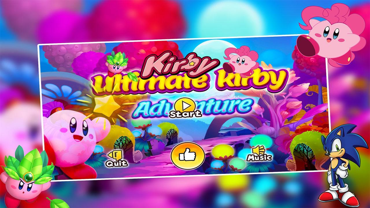Sonic Ultimate Kirby Adventure for Android - APK Download
