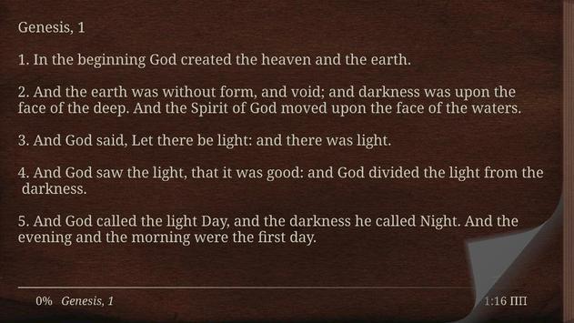 KJV Bible screenshot 7