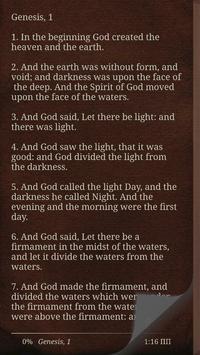 KJV Bible screenshot 3