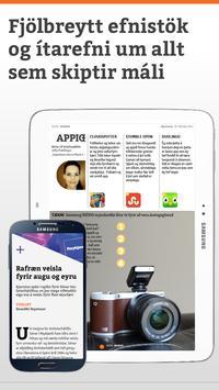 Kjarninn screenshot 1