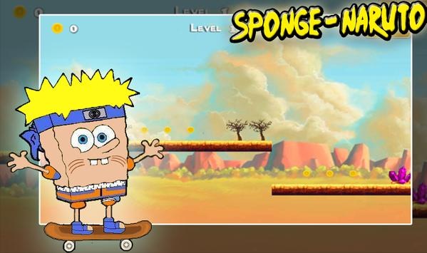 sponge maruto apk screenshot
