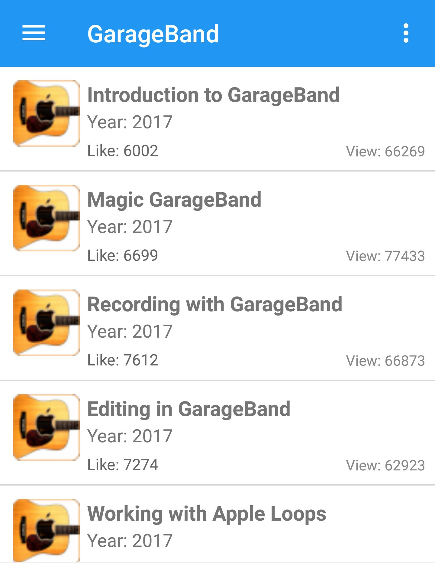 The Complete GarageBand Tutorial for Android - APK Download