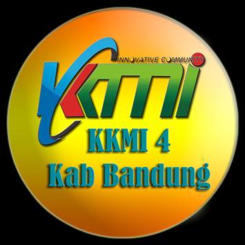 KKMI 4 Kab Bandung poster