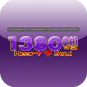 1380 KKRX icon