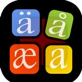Multiling O Keyboard icon