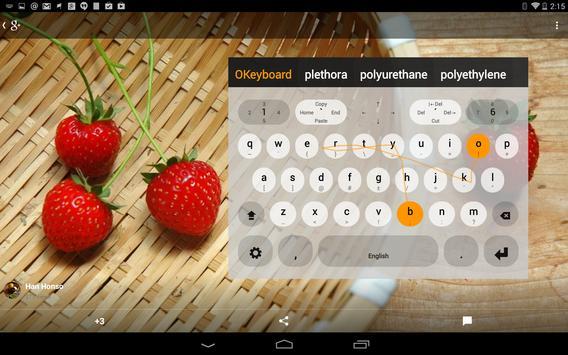 Multiling O Keyboard screenshot 8