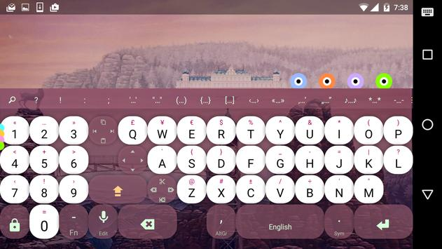 17 Schermata Multiling O Keyboard