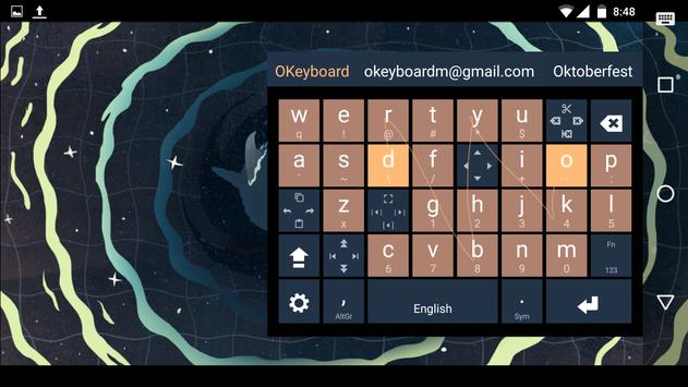 18 Schermata Multiling O Keyboard