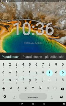 Plautdietsch Keyboard plugin poster