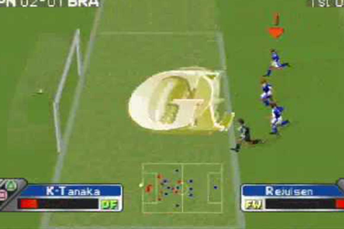 Download super shot soccer iso