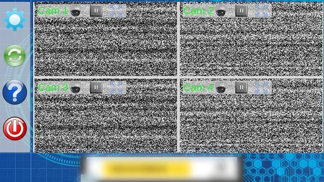 EyeLook IP camera JPEG viewer apk screenshot