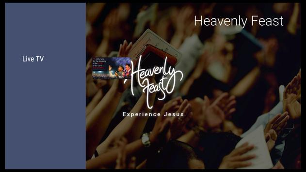Heavenly Feast TV apk screenshot