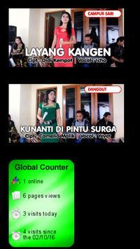 Video Musik Hiburan screenshot 4