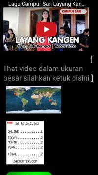Video Musik Hiburan screenshot 5