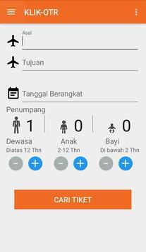 KlikOtr mobile apk screenshot
