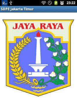 SDPE Jakarta Timur poster