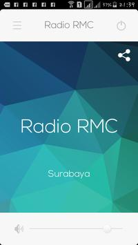 Radio RMC Surabaya screenshot 1