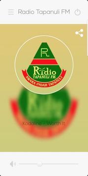 Radio Tapanuli FM poster